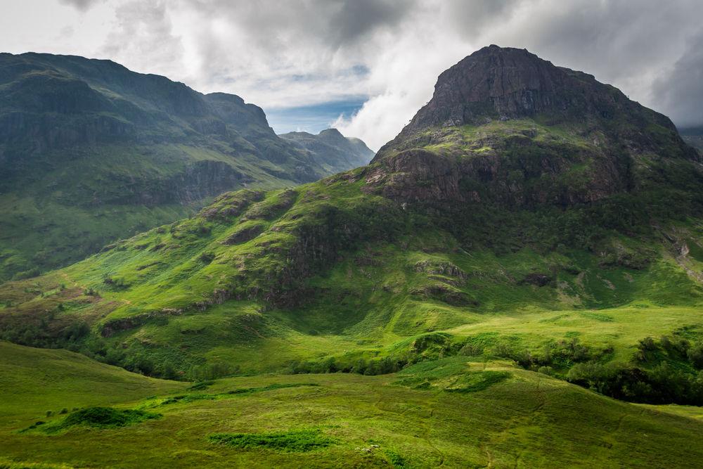 Escócia: Uma parcela de terreno e título de 'Lord' por apenas 30 euros