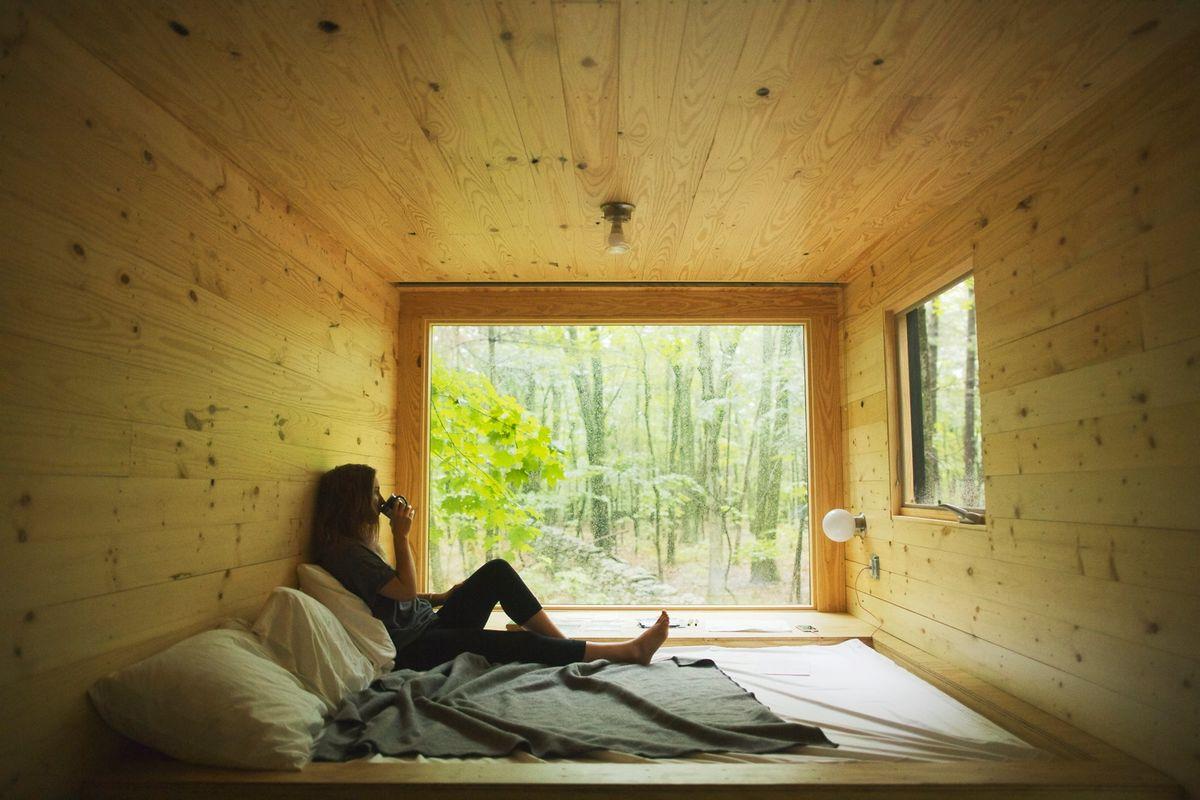 Getaway: Casas na natureza para se desligar da internet por uns dias