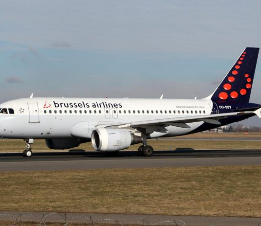 Brussels Airlines celebra 15 anos