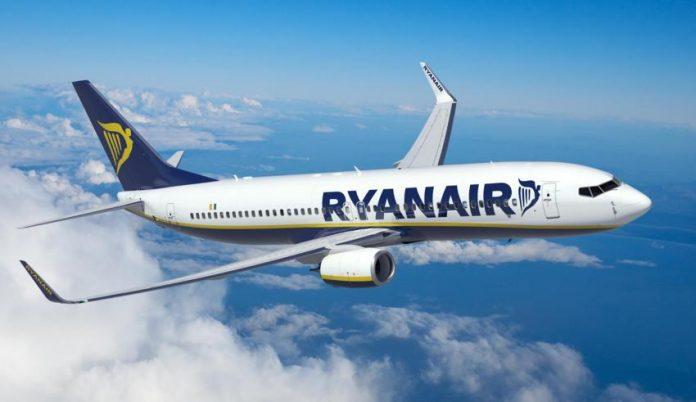 Ryanair lança voos desde 14,99 euros para toda a Europa
